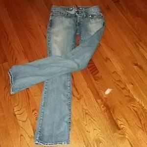 Guess jeans boot cut